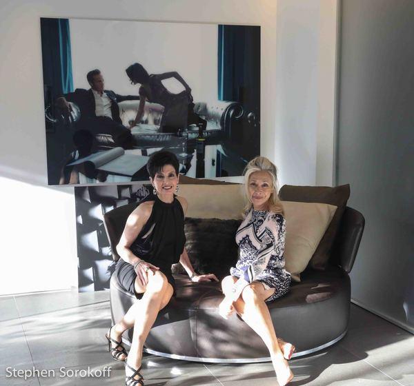 Arlene Lazare & Eda Sorokoff