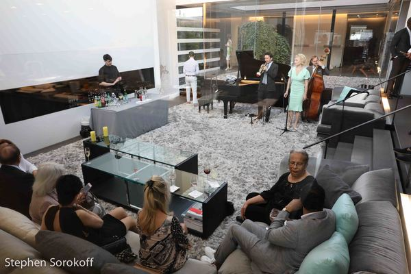 Photo Coverage: Allyson Briggs & Fleur Seule Band Play The Penthouse