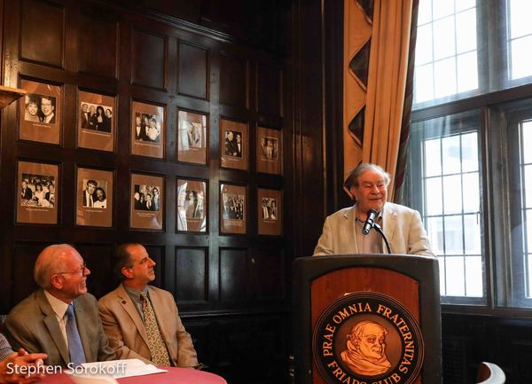 Photo Coverage: Friars Club Pays Tribute to Barry Dougherty