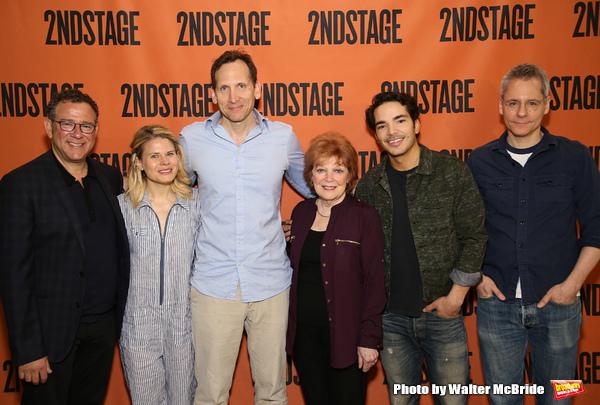 Michael Greif, Celia Keenan-Bolger, Stephen Kunken, Anita Gillette, Juan Castano and  Photo