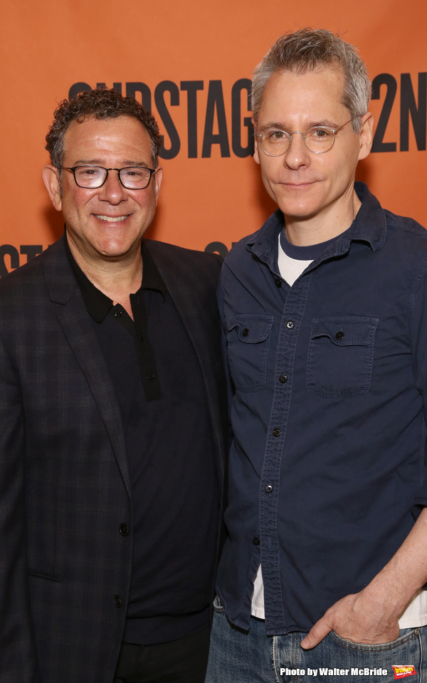 Michael Greif and Bruce Norris