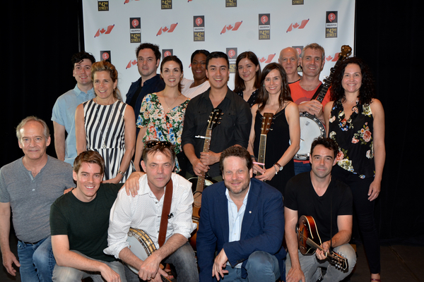 Photo Coverage: Meet the Company of SOULPEPPER ON 42ND STREET!