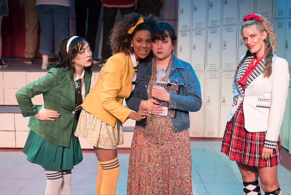Photo Flash: First Look at HEATHERS: THE MUSICAL at Firehouse Theatre