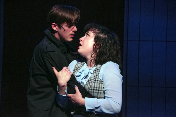 Adam Valentine and Carmen Wiley