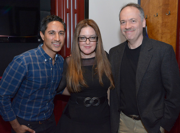 Photos: Gina Gershon, Will Shortz, Maulik Pancholy and More Take Part in CELEBRITY AUTOBIOGRAPHY
