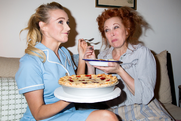 Photo Coverage: When Nellie Met Jenna... The Pie People of WAITRESS and SWEENEY TODD Unite!
