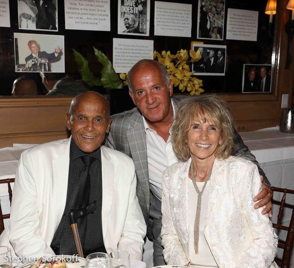 Harry Belafonte, Ronaldo Nistico, Pamela Frank