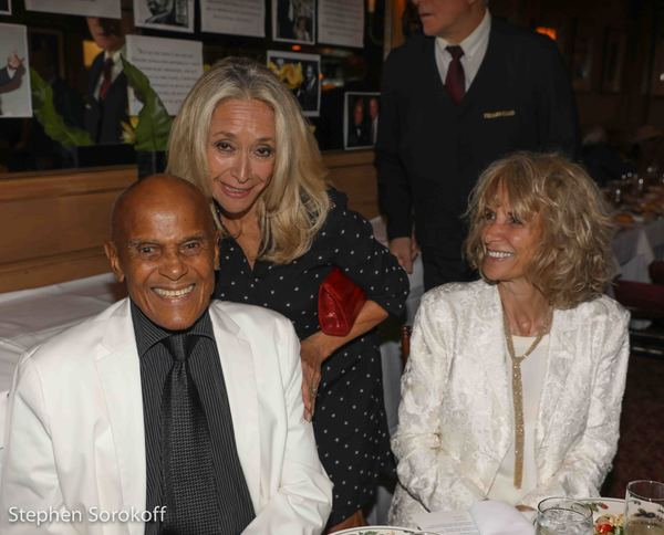 Harry Belafonte, Eda Sorokoff, Pamela Frank