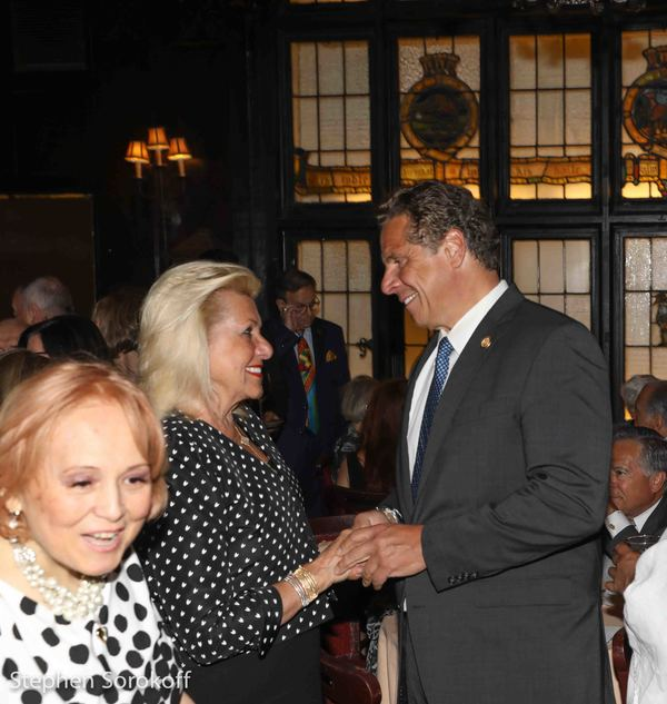 Christina Rose & Andrew Cuomo Photo
