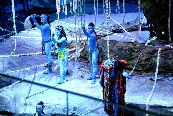 TORUK by Cirque Du Soleil plays SM MOA Arena until July 2.