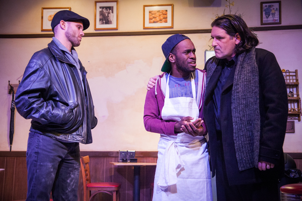 Photo Flash: SUPERIOR DONUTS Extends at Theater On The Edge