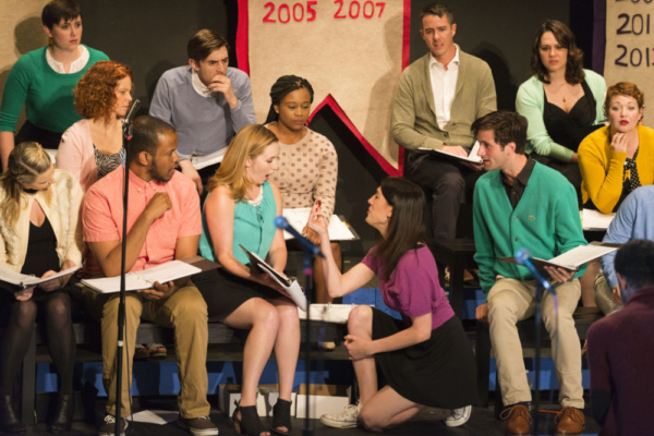 Photo Flash: ZANNA, DON'T (THE REBOOT) Gets World-Premiere Reading at Theatre Horizon