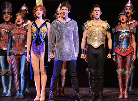 BWW Review: PIPPIN at Foxwoods Casino