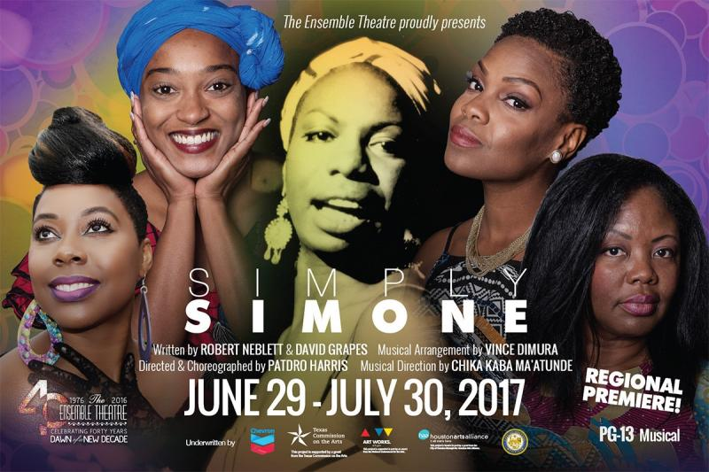 BWW Review: SIMPLY SIMONE Is Anything But 'Simple' at The Ensemble Theatre