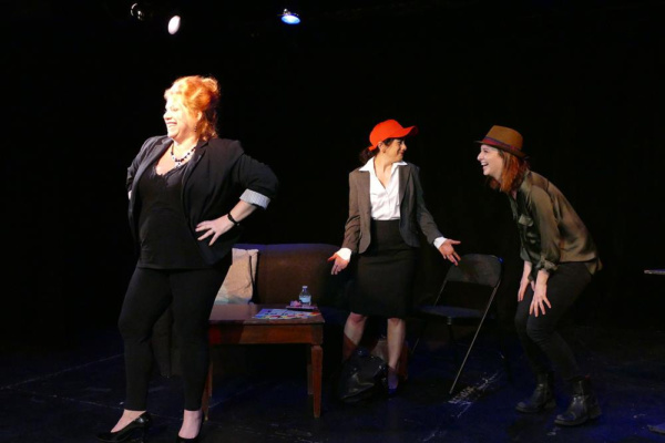 Photo Flash: Week Two and Three Winners of the Seventh Annual NYC Players Theatre Short Play and Musical Festival