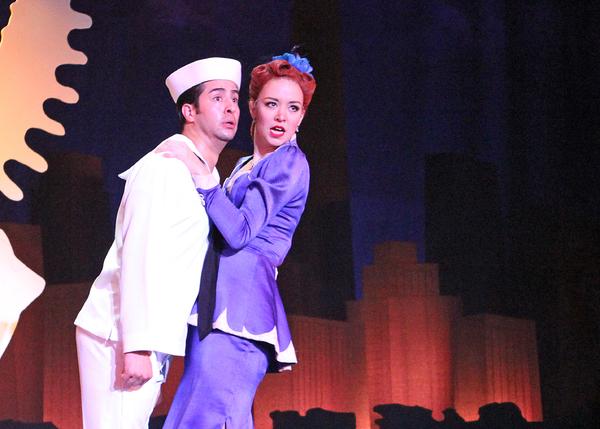 Sean Ewing and Amanda Higgins