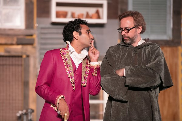 Nikhil Pai and David Melville Photo