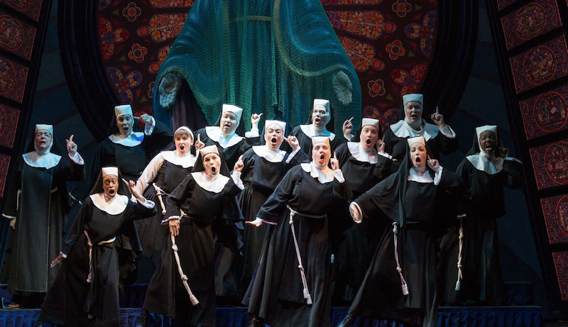 BWW Review: SISTER ACT Comes Bearing Gifts of Joyful Noise