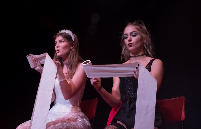 BWW Review: IN WHOREFISH BLOOMERS Has the Potential to Be the Battle Cry it Sets Out to Be
