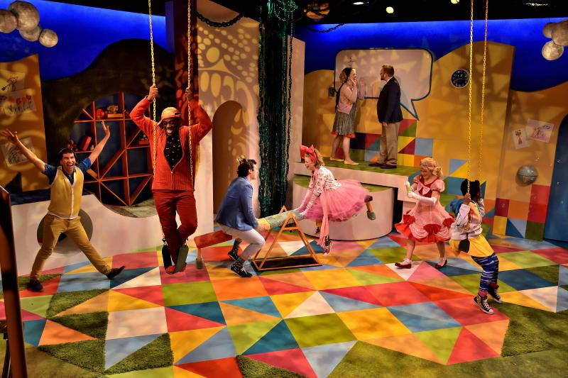 BWW Review: JUNIE B. JONES IS NOT A CROOK at Adventure Theatre