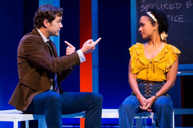 BWW REVIEW: Opposites Attract And Figure Out The Rest Later in CHILDREN OF A LESSER GOD