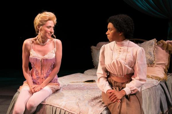 Photo Flash: Kelly McCreary & More In INTIMATE APPAREL At Bay Street Theater