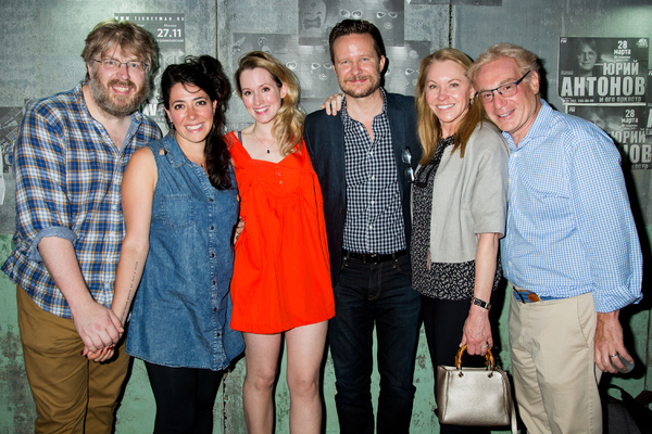 Dave Malloy, Rachel Chavkin, Ingrid Michaelson, Will Chase, Janet Kagan, Howard Kagan