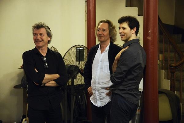 Simon Phillips, Jonathan Church, Jonathan Watton