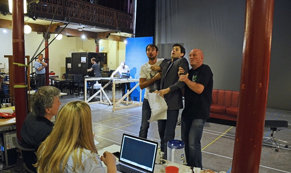 Photos: In Rehearsal with UK Premiere of NORTH BY NORTHWEST