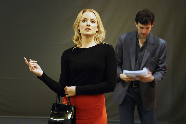 Photo Flash: In Rehearsal with UK Premiere of NORTH BY NORTHWEST