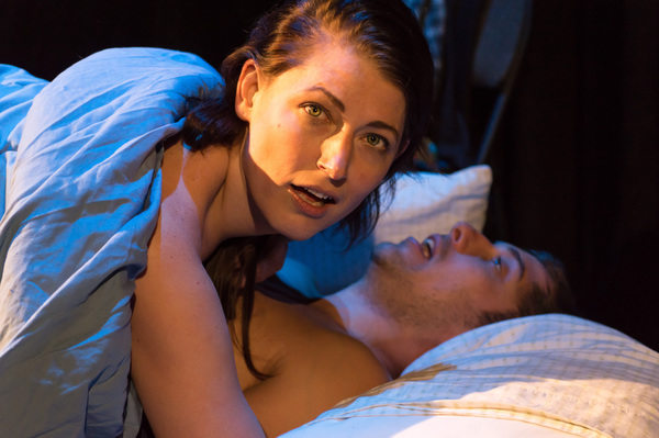 Photo Flash: Adult Comedy BAD DATE: A CAUTIONARY TALE Debuts at Toronto Fringe