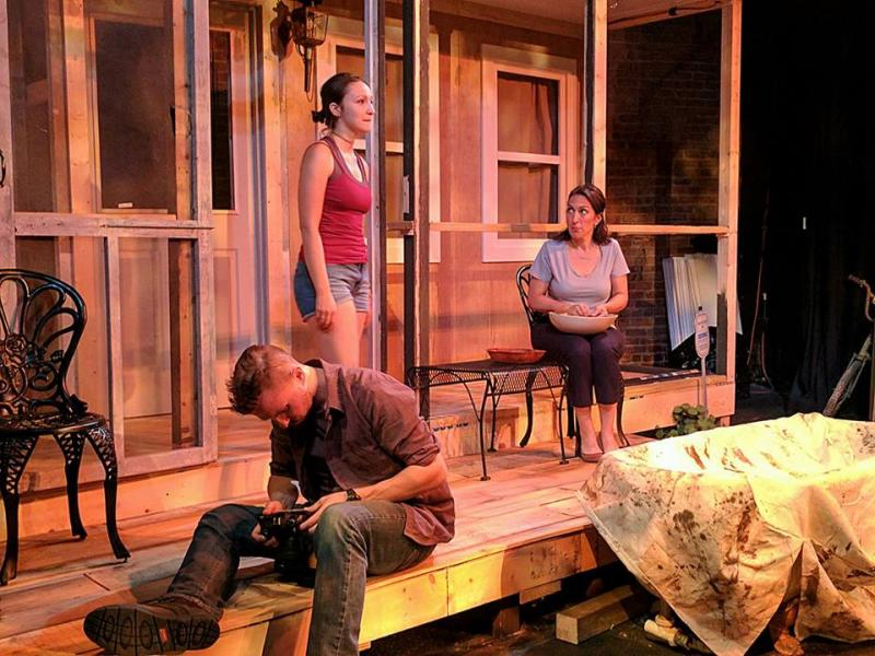 BWW Review: KB Productions' THE WATER'S EDGE by Theresa Rebeck