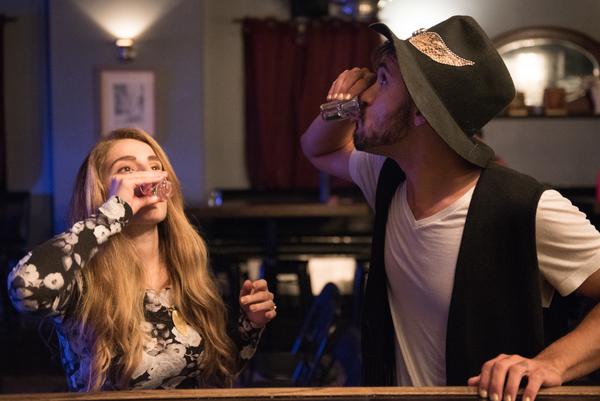 Photo Flash: It's a Birthday Mystery at MADDIE'S KARAOKE BIRTHDAY PARTY