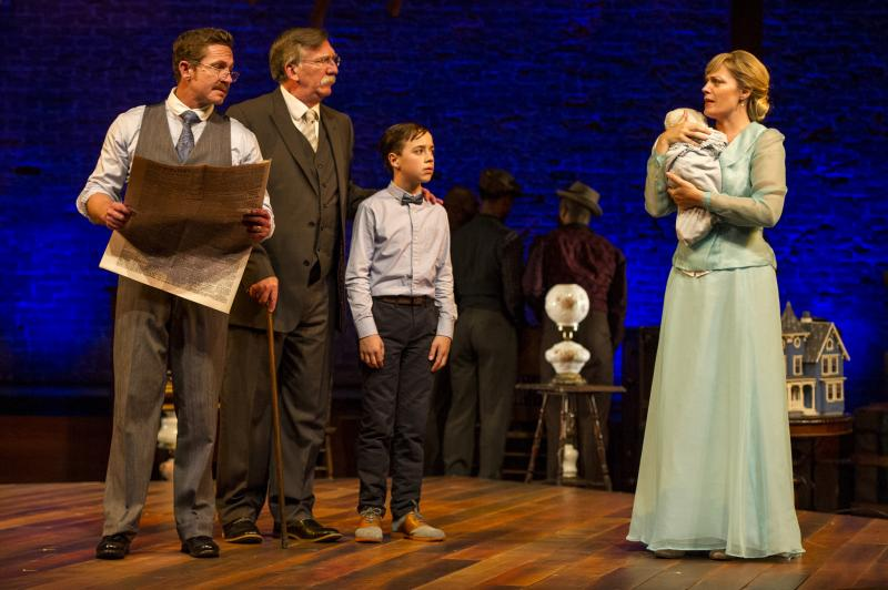 BWW Interview: Elizabeth Stanley Is Going Back the Berkshires for Barrington Stage Company's RAGTIME
