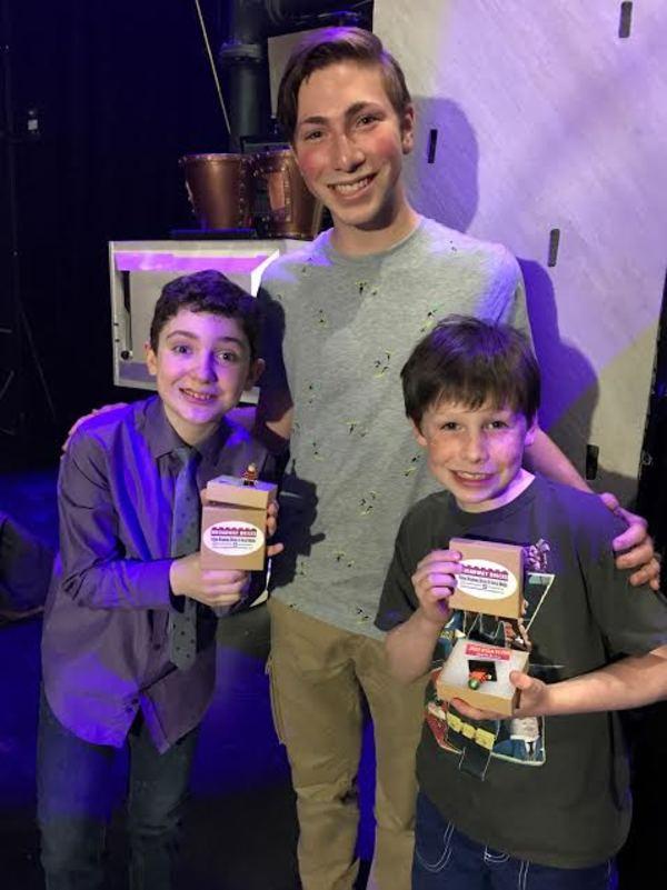 Ryan Sell, Jack Abrams, and Jake Ryan Flynn