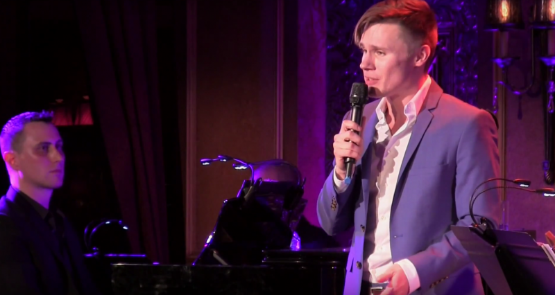 BWW Review: Seth Sikes Bursts with Pride at JUDY, LIZA, BARBRA, ETC.