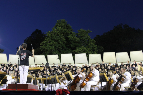 Photos: THE COUNT OF MONTE CRISTO Premieres at The Chorus of Westerly's Summer Pops