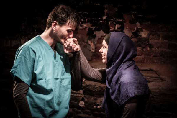 Photo Flash: First Look at LOST AND GUIDED, Coming to UNDER St. Marks
