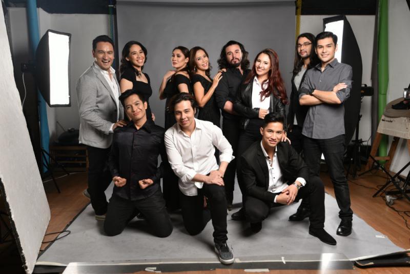Photo Flash: Meet the Cast of MONTY PYTHON'S SPAMALOT; Show Runs 7/28-8/12