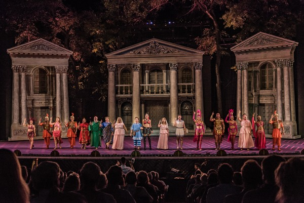 Photo Flash: First Look - The Muny Channels Rome with A FUNNY THING HAPPENED ON THE WAY TO THE FORUM!