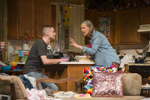 Amy Morton and Ty Olwin