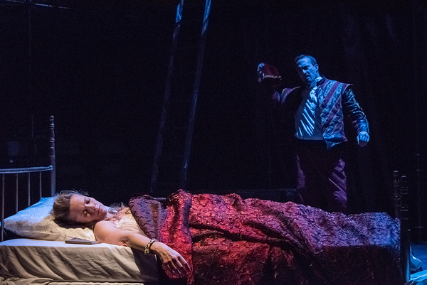 Photo Flash: First Look at CYMBELINE at Shakespeare & Company