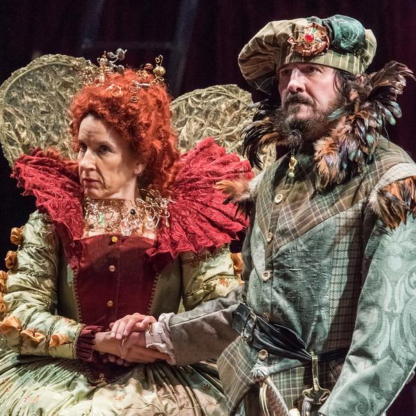Bella Merlin and Jason Asprey