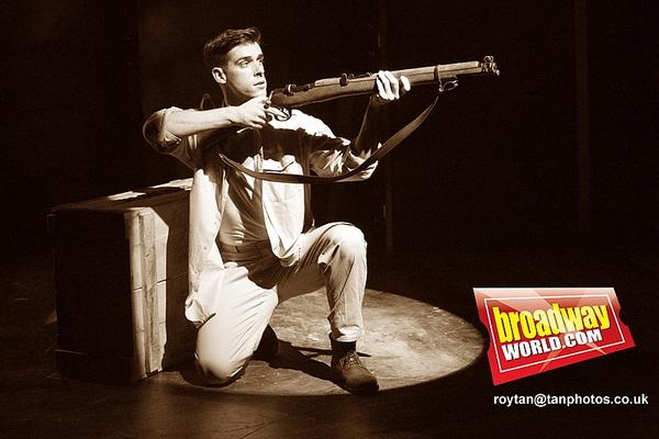 Photo Flash: First Look at YANK! at Charing Cross Theatre