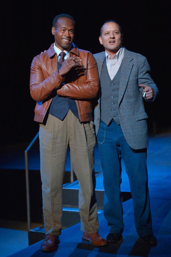 Rafael Jordan and Sean San Jose Photo