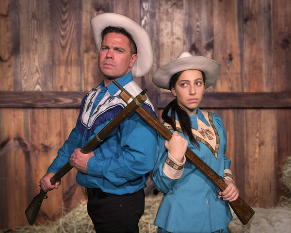 Photo Flash: ANNIE GET YOUR GUN Comes to Kelsey 7/28