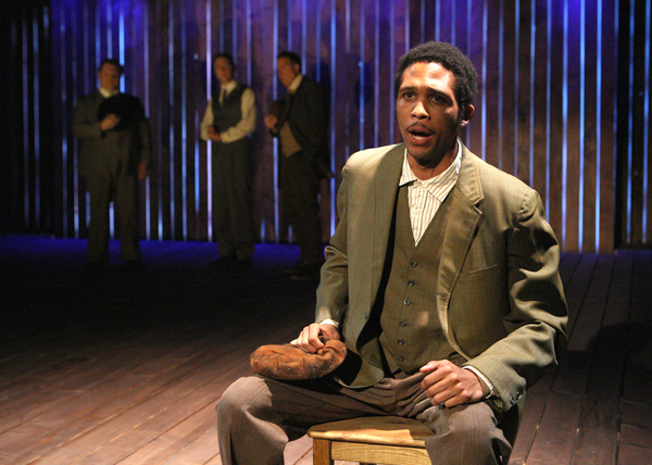 Photo Flash: PARADE Opens Tomorrow at Chance Theater