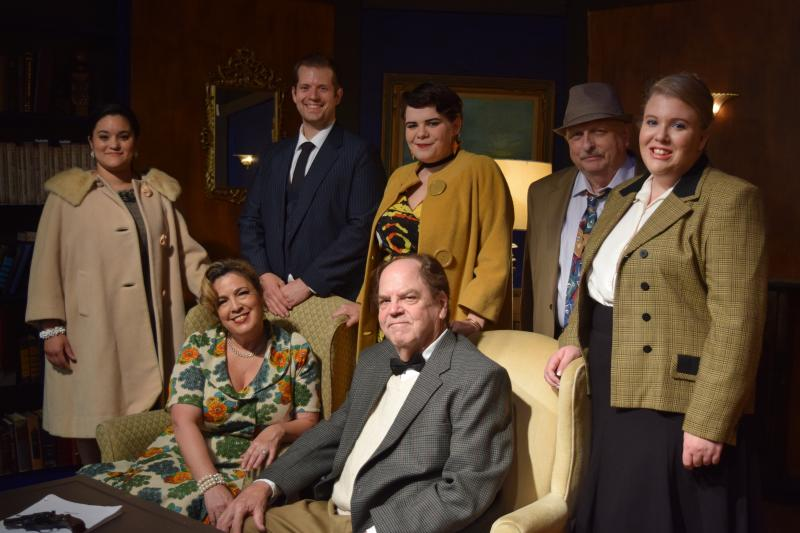 BWW Previews: AN ACT OF THE IMAGINATION IS FUN WHODUNNIT  at Carrollwood Players Theater