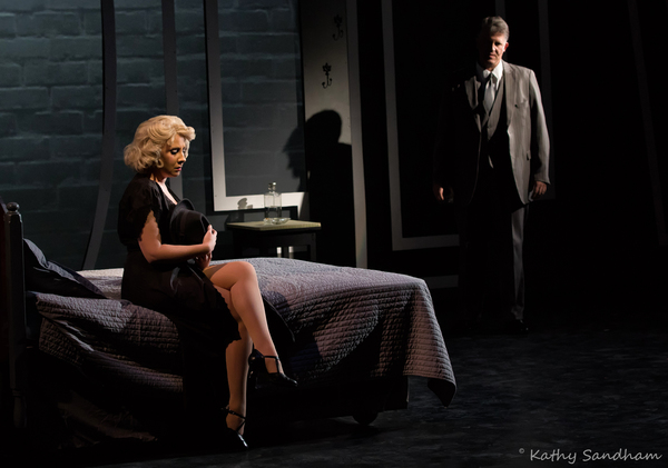 Photo Flash: First Look at CITY OF ANGELS at Beck Center