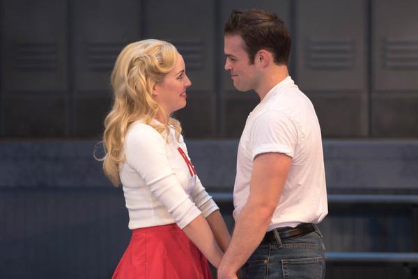 Liana Hunt and Sam Wolf